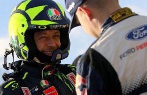 Valentino Rossi Juarai Monza Rally Show 2018