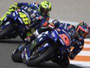 Rossi: Vinales Menang Cepat Saat Tes
