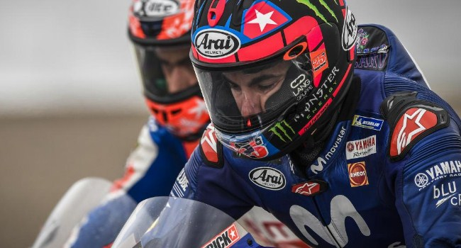 Ini Pembalap Paling Jarang Jatuh di MotoGP 2018