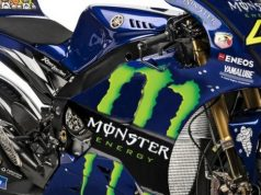 Nama Baru Tim Rossi: Monster Energy Yamaha MotoGP Team