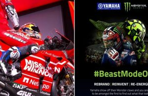MotoGP 2019: Mission Winnow Ducati vs Beast Mode on Yamaha