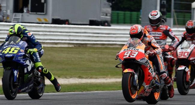 Ini Penyebab Marquez Sulit Tinggalkan Honda