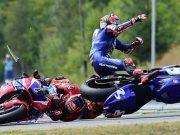 Sisi Gelap MotoGP, Rusak dan Remuknya Badan Semua Pembalap