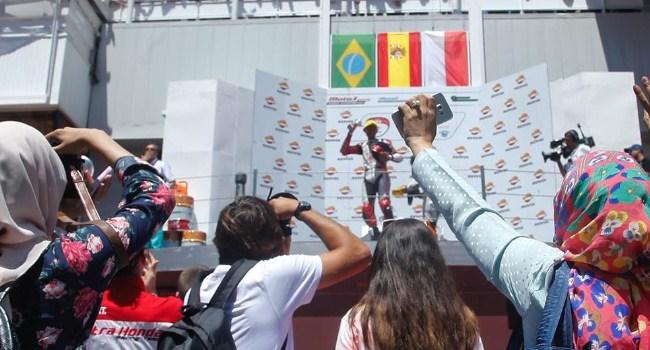 Menanti Dimas Ekky Kibarkan Merah Putih di Moto2 2019