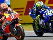 Redding: Rossi Tidak Nekat Seperti Marquez