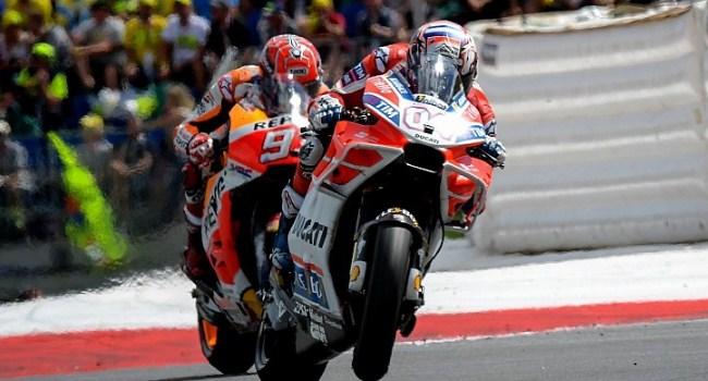 Strategi Ducati Bekuk Marquez di 2019