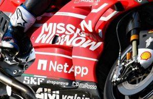 Logo Mission Winnow Ducati MotoGP Langgar Aturan?