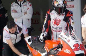Tes Pribadi Moto2 Jerez: Dimas Ekky Masih Kalah dari Chantra