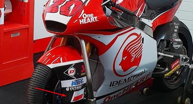 Moto2 2019: Bendera Indonesia Terbaik di Motor Dima Ekky