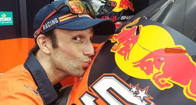 KTM MotoGP Luncurkan Motor Baru Pol-Zarco Hari ini