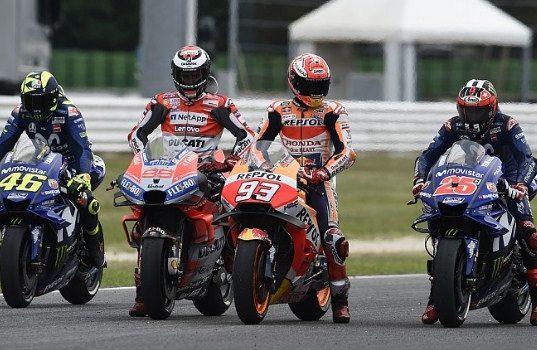 Lombok Jadi Tuan Rumah MotoGP Indonesia Selama Tiga Tahun