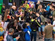 Usaha Yamaha Tunda Pensiun Rossi Agar Tampil di MotoGP Lombok