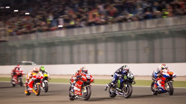 Marquez Tak Anggap Dovi Menang Curang di Qatar