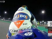 FP2 Moto2 Qatar: Baldassarri Pertama, Dimas Ekky Mulai Naik