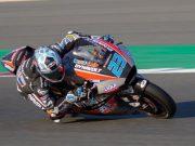 FP1 Moto2 Qatar: Schrotter Memimpin, Dimas Ekky Terakhir