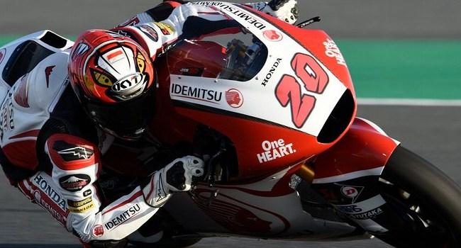 Kualifikasi Moto2 Qatar: Schrotter Pole, Dimas Ekky Start ke-31
