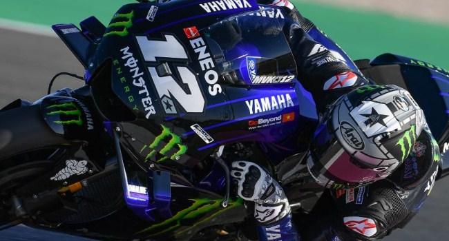 Empat Tahun di MotoGP, Vinales Belum Pernah Juara Dunia
