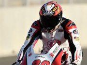 Dimas Ekky Sulit Cetak Poin di Moto2 Qatar, Ini Alasannya