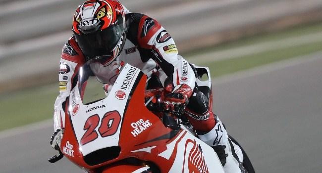 Baldassari Menangi Moto2 Qatar, Dimas Ekky Finis ke-