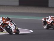 Tes Moto2 Qatar: Dimas Ekky Makin Jauh Tertinggal dari Chantra