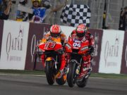 Marquez: Honda Tak Terima Kalah Cepat dari Ducati