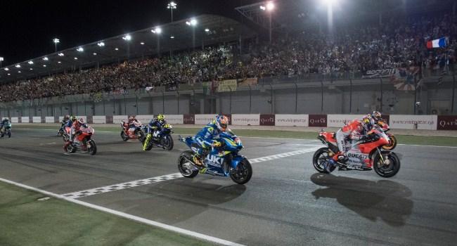 Jadwal Lengkap Race MotoGP Losail, Qatar 2019
