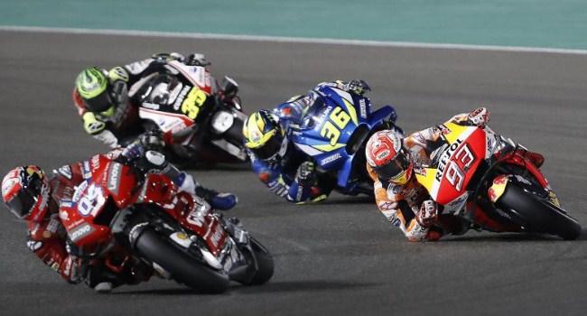 Debut Joan Mir Langsung Kejutkan Barisan Depan MotoGP