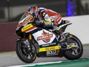 Hasil Lengkap Tes Pra-musim Moto2 2019 Qatar Malam Kedua