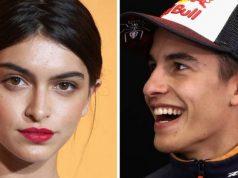 Marquez Komentari Rumor Tinggal Bersama Pacarnya, Lucia Rivera