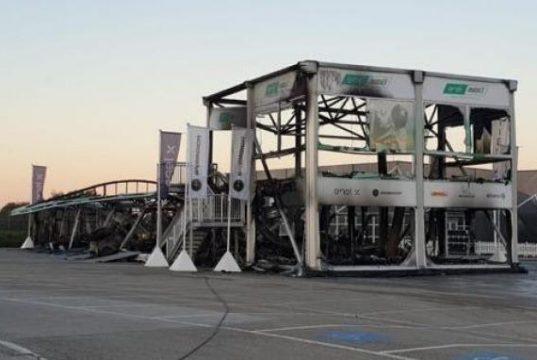 Ini Penyebab 20 Motor Listrik MotoGP Terbakar di Jerez