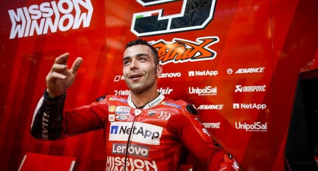 Petrucci: Ketimbang Protes Ducati, Mending Tiru Saja