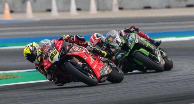 Hasil Lengkap Race 2 Superbike Buriram, Thailand 2019
