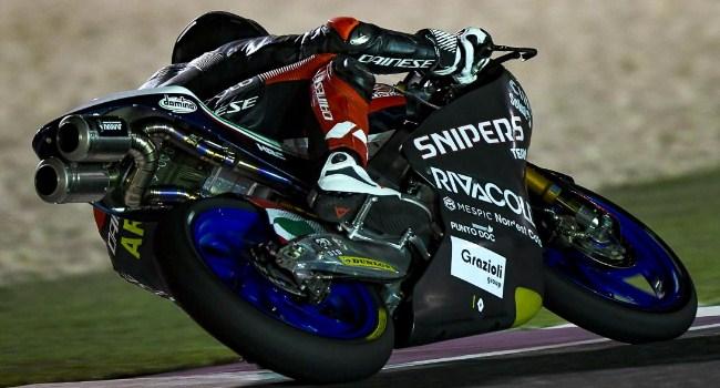 Hasil Akhir Tes Pra-musim Moto3 2019 Qatar