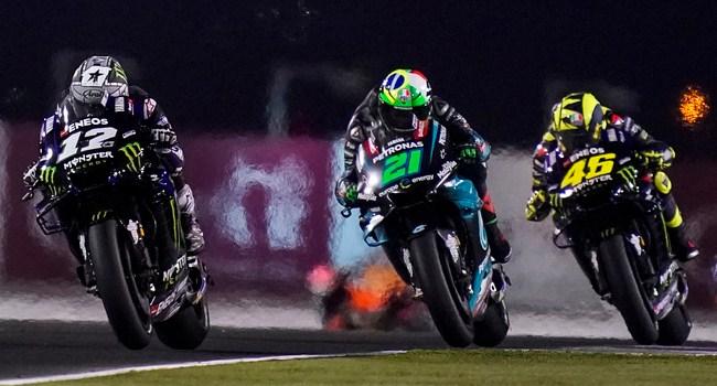 Start Terdepan, Kenapa Vinales Keok di MotoGP Qatar?