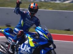 Suzuki Bicara Peluang Rins Juara Dunia 2019