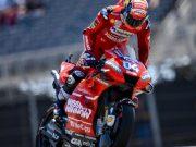 MotoGP Amerika: Dovi Keteteran Karena Salah Pilih Ban Depan