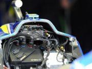 Motor MotoGP: Kabel 200 Meter, 50 Sensor, 60GB Data