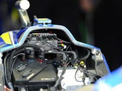 Motor MotoGP: Kabel 200 Meter, 50 Sensor, 60GB Data