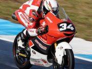 Hasil Kualifikasi CEV Moto3 Estoril 2019: Mario SA Start ke-8