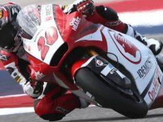 FP2 Moto2 Amerika: Schrotter Tercepat, Dimas Ekky ke-29