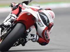 Usai Moto2 Amerika, Dimas Ekky ke Jepang Latihan Supermoto