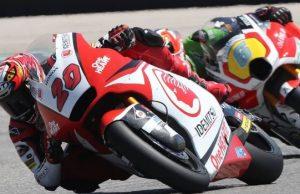 Gagal Poin, Tiga Kendala Dimas Ekky di Moto2 Amerika
