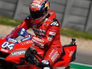 MotoGP Amerika: Kualifikasi Buruk Dovi Karena Salah Strategi