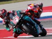 Performa Rookie Quartararo Kejutkan Petronas Yamaha