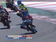 Hasil Race 2 CEV Repsol Moto3 Valencia: Mario SA Finis 18