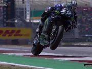 FP2 MotoGP Amerika: Vinales Kalahkan Marquez, Rossi Ketiga
