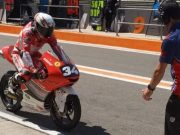 Hasil Kualifikasi CEV Repsol Moto3 Valencia: Mario SA Start 22