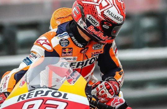 MotoGP Amerika: Marquez Takkan Masuk Jebakan Rossi