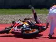 MotoGP Amerika: Minta Maaf, Marquez: Saya Hanya Manusia Biasa