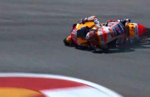 MotoGP Amerika: Ini Penyebab Marquez Jatuh di Austin